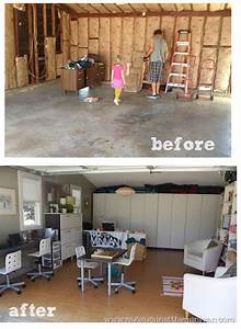 Garage Homologation 5 Places : totally converting my garage the next time we buy a house then we don 39 t have to keep looking ~ Medecine-chirurgie-esthetiques.com Avis de Voitures