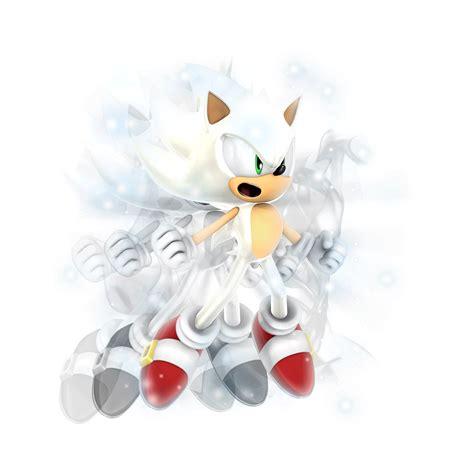 Modern Hyper Sonic the Hedgehog