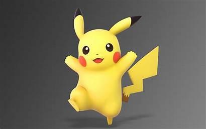 Pikachu Smash Bros Ultimate 4k Pokemon Wallpapers