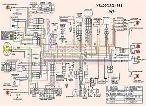 Yamaha Xs400 Wiring Diagram