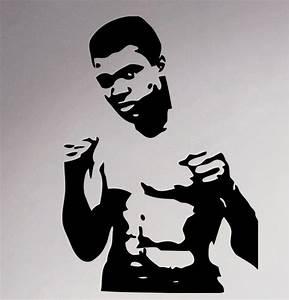 Buy Muhammad Ali Boxer Wall Decal Sport