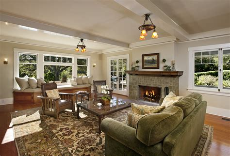 craftsman style homes interiors popular home styles for 2012 montecito estate