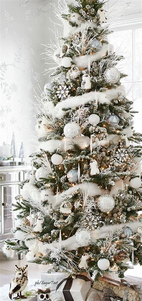 white christmas tree with decorations 1000 ideas about white christmas trees on pinterest christmas trees white christmas and