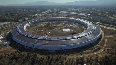 Sede Principale Apple Apple Park Ultimi Ritocchi Da Aprile Pronto A Ospitare I