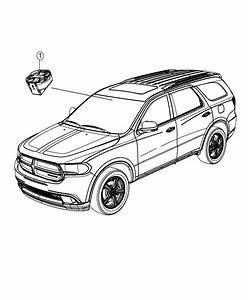2014 Dodge Durango Module  Rain Sensor   Rain Sensitive