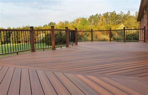 composite decking material home design ideas