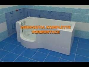 Badewanne Kleines Bad : badewanne mit t r dusch badewanne duschen baden bad dusche kleinbad kleines bad youtube ~ Buech-reservation.com Haus und Dekorationen