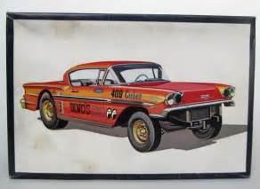 Chevy Impala Model Car Kits