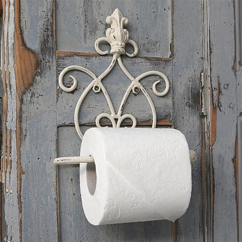 shabby chic toilet paper holder toilet paper holder crown antique white chic antique mixin home