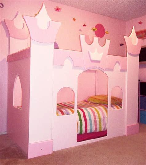 princess bed castle princess bedroom simple home decoration