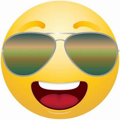 Emoji Sunglasses Clip Clipart Emoticon Clipartlook Info
