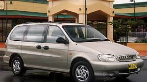 Used Car Review Kia Carnival 1999