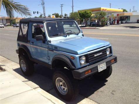 automobile air conditioning service 1988 suzuki sj seat position control find used 1992 suzuki samurai jl sport utility 2 door 1 3l 4x4 in phoenix arizona united states