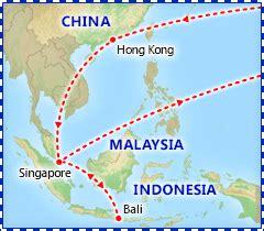 singapore hong kong bali adventure  vacation