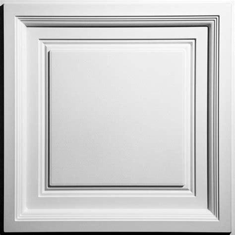 westminster white ceiling tiles