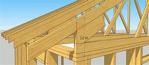 manufactured roof trusses designed for extra energy With 2x4 roof trusses