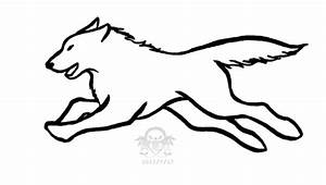 JWo Designs: Tattoo Commission for Howling At The Muse