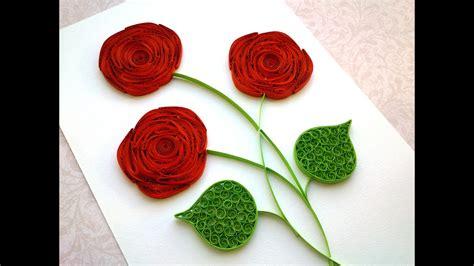 quilling rose tutorial     rose   paper