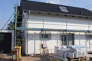 Dämmung Außenwand Material : d mmung der au enwand tag 3 wir bauen dann mal ein haus ~ Whattoseeinmadrid.com Haus und Dekorationen