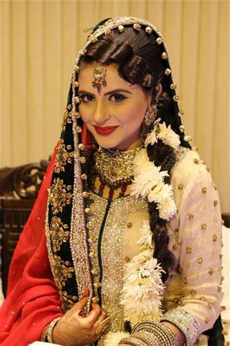 pakistani tv actress  beautiful   wedding day