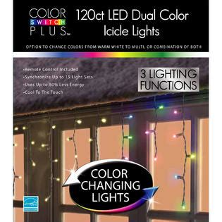 color switch plus color switch plus led dual color changhing with
