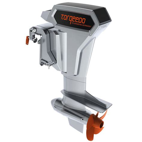 Electric Boat Steering by Torqeedo Cruise 10 0r Electric Outboard Shaft