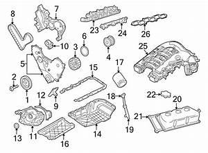 Dodge Charger Engine Oil Pump  Liter  Pressure  Bearings