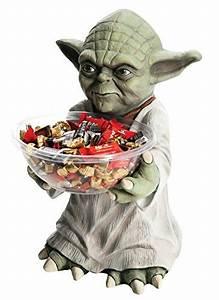 Star Wars Yoda Candy Holder
