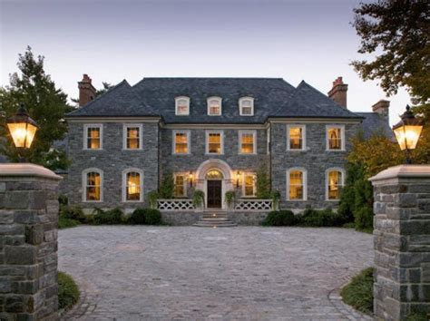 3 Bedroom House Floor Plan by Estate Of The Day 9 9 Million Revival Mansion In Wayne
