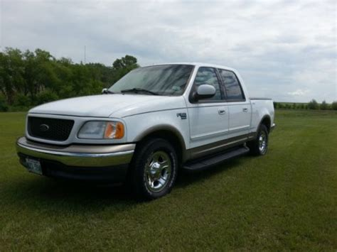 purchase   ford  supercrew lariat wd
