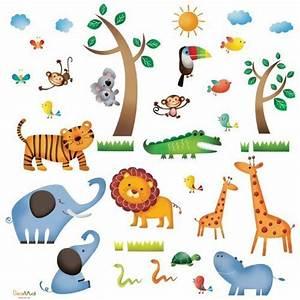 Wandtattoo Kinderzimmer Dschungel : wandtattoo baum archive seite 3 von 3 ~ Orissabook.com Haus und Dekorationen