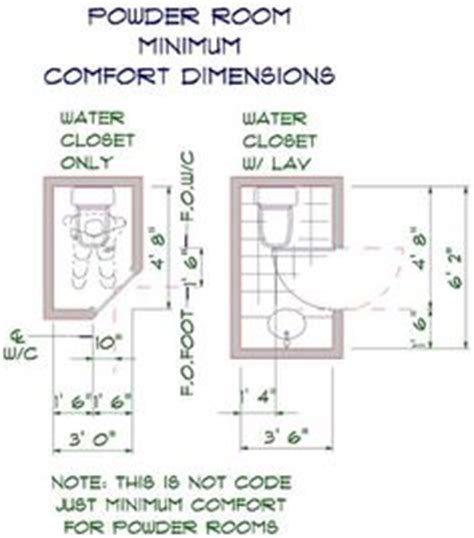 Standard Height Of Water Closet by Toilet Water Closet Wall Clearances And Space In Front In