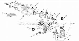 Campbell Hausfeld Pw1310 Parts List And Diagram