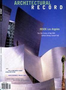 Architectural Record Wikipedia