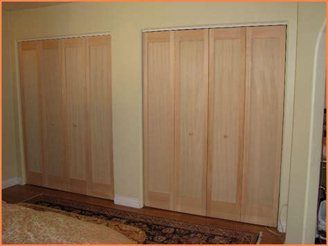 Inch Wide Bifold Closet Doors