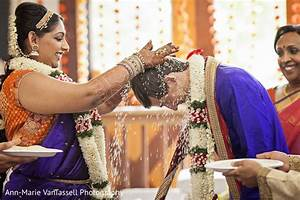 leesburg va south indian fusion wedding by ann marie van With indian wedding traditions and customs