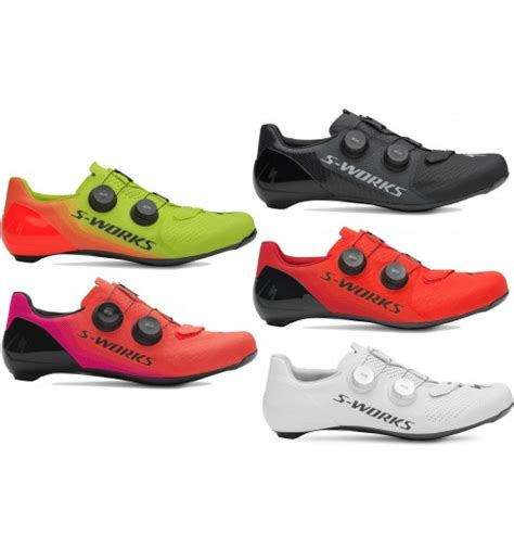 specialized s works 7 road shoes 2018 bike shoes