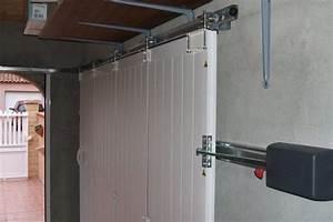 Atmosphere portes de garage et portails a montpellier et for Porte de garage coulissante et portes interieures renovation