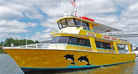 Glass Bottom Boat Tours Destin Fl by Orange Dolphin Sunset Cruises The Wharf Tripshock