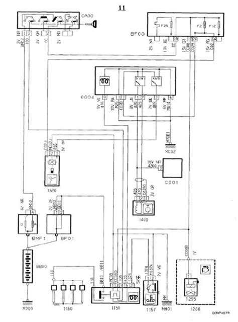 Citroen Berlingo Wiring Diagram Pdf citroen berlingo wiring diagram pdf wiring diagram