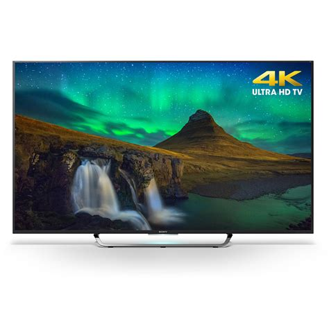 tv sony 4k sony xbr 65x850c 65 quot class 4k smart led tv xbr 65x850c b h