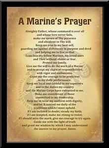 Marine Corps Poolee A Marine 39 S Prayer