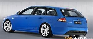 Ford Fg Falcon Wagon Cgi