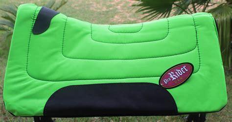 saddle horse pad english western pony bottom pads felt cordura contour saddles