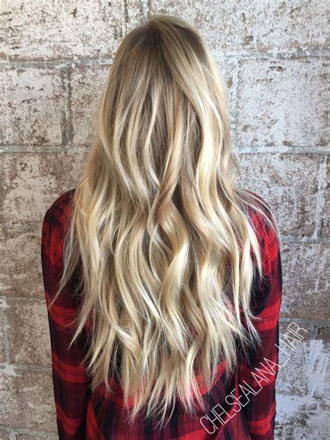 vanilla blonde highlights hair hair styles blonde