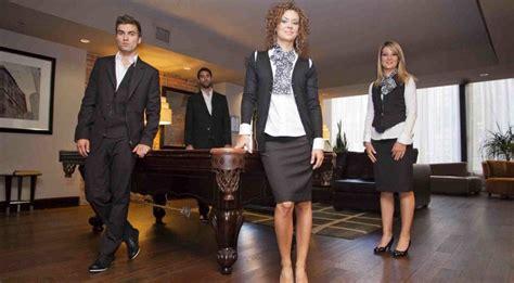 tenue de travail femme de chambre tenue de femme de chambre dress code et valet de chambre