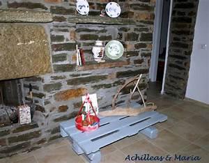 Table Basse Faite Maison Achilleas Maria