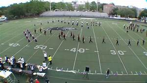 Wiregrass ranch high school marching band 2014 - YouTube