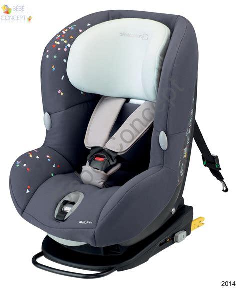 siège auto bébé confort isofix bebe csige auto milofix confort isofix groupe 0 1 co