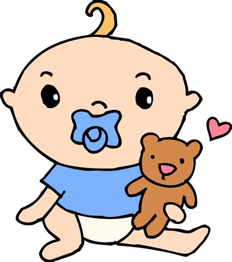 Baby Clip Best Baby Boy Clipart 27654 Clipartion